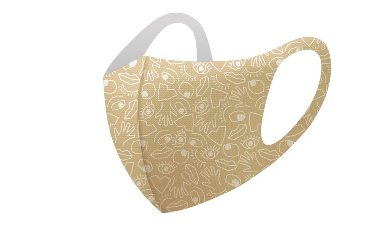 フライングタイガーが接触冷感の「洗えるクールマスク」全6種を発売
