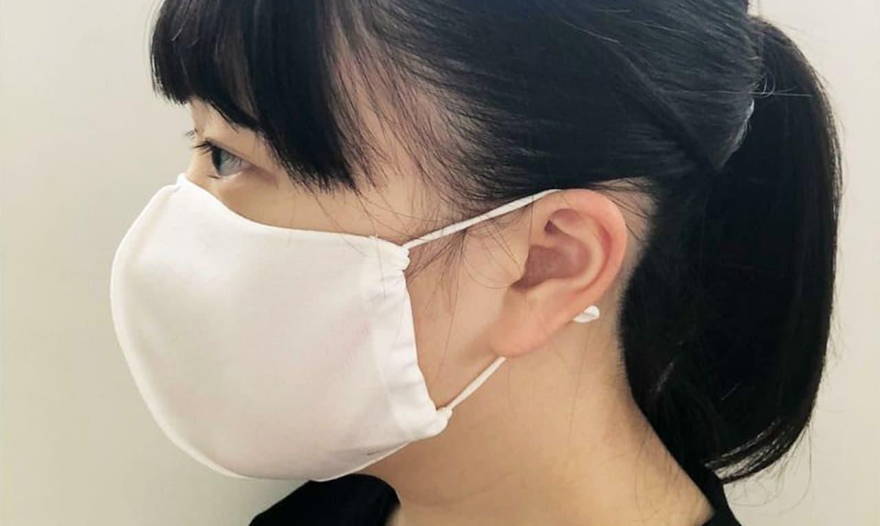 夏用冷感マスク「OJICOのマスク・クール」7月3日14時発売