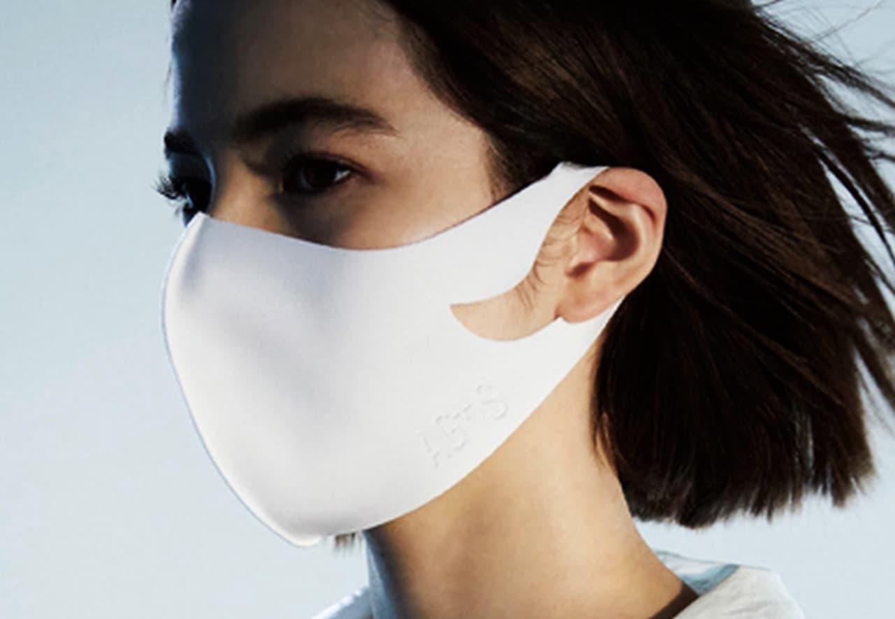 マスクブランドAG+Sから接触冷感の夏マスク発売