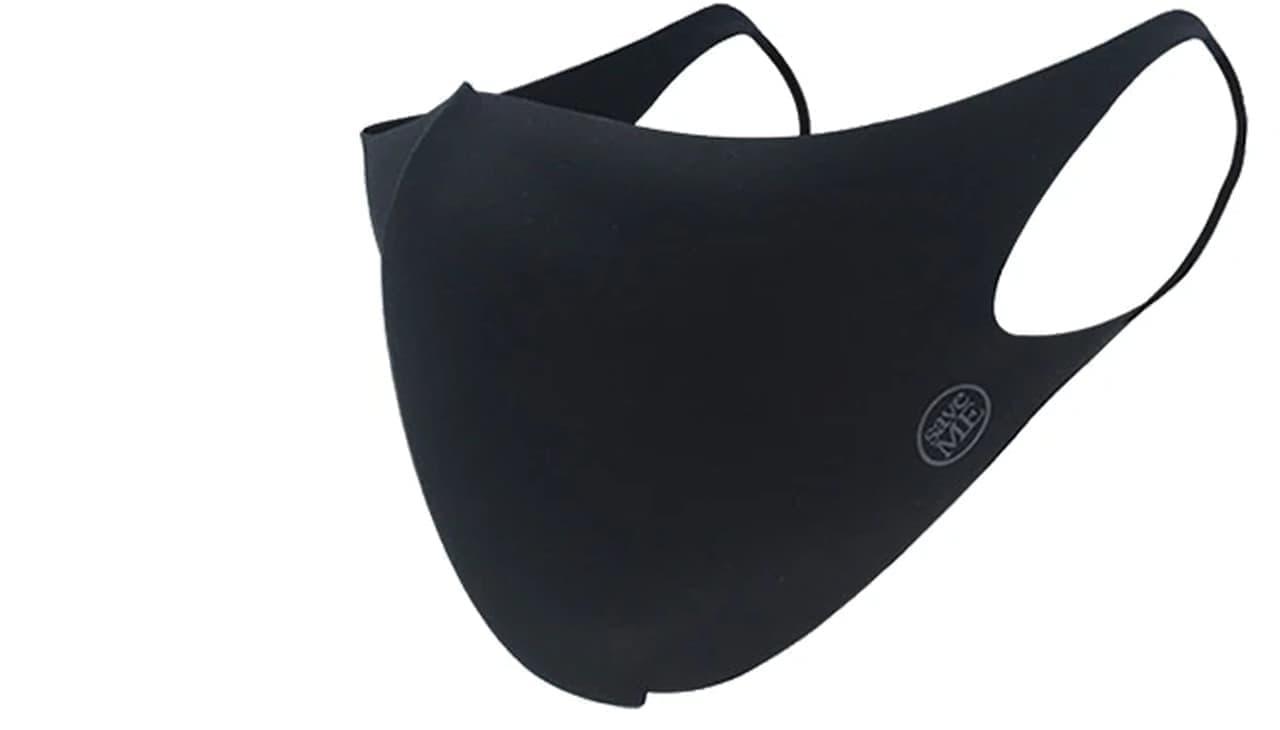 医療機器メーカーが開発した冷感マスク「FENICE サマースタイルマスク」に新色「ブラック」「アクアグレー」追加