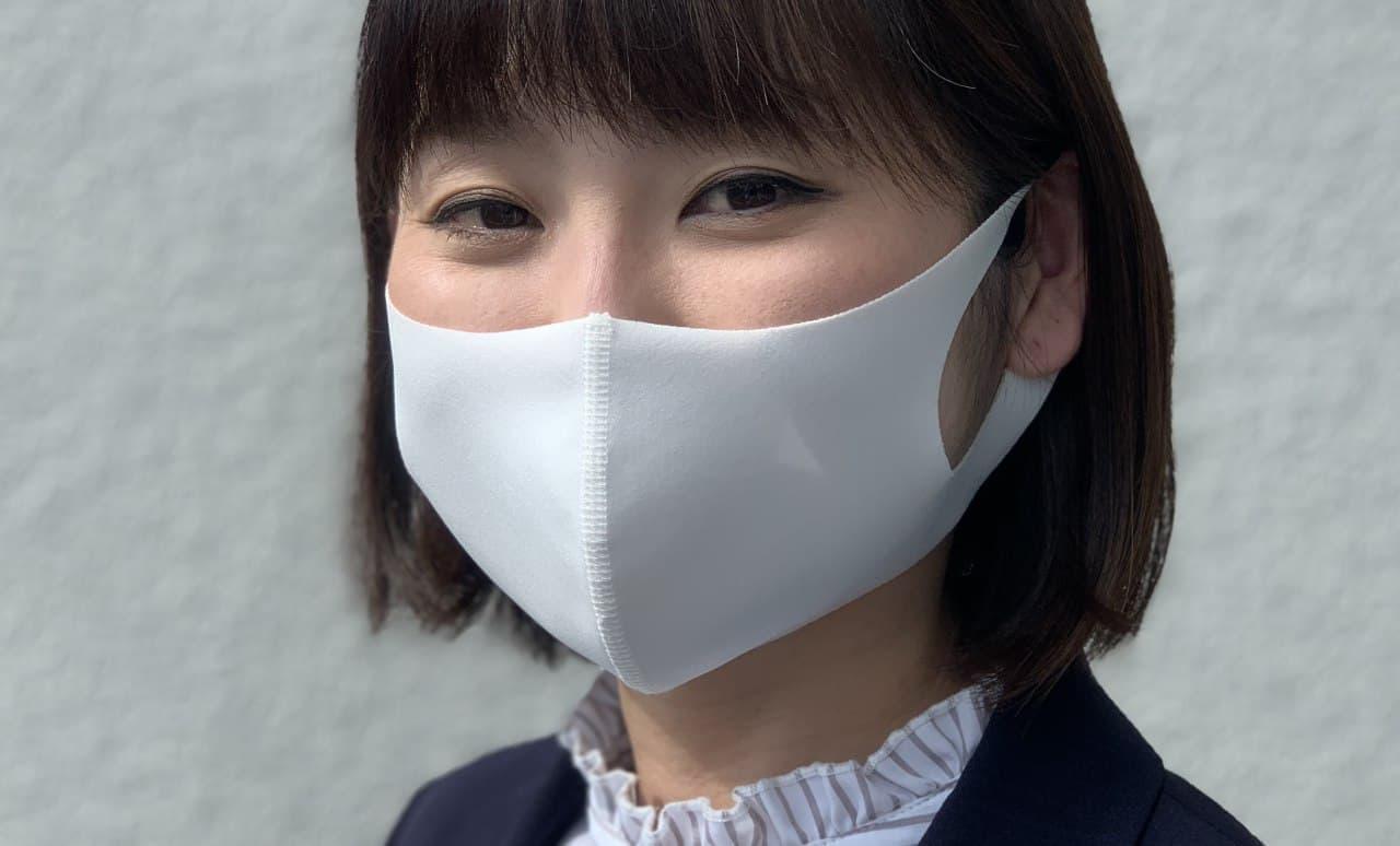 洗濯後65分で乾く!「冷感マスク」再販開始 メイドイン福島が販売