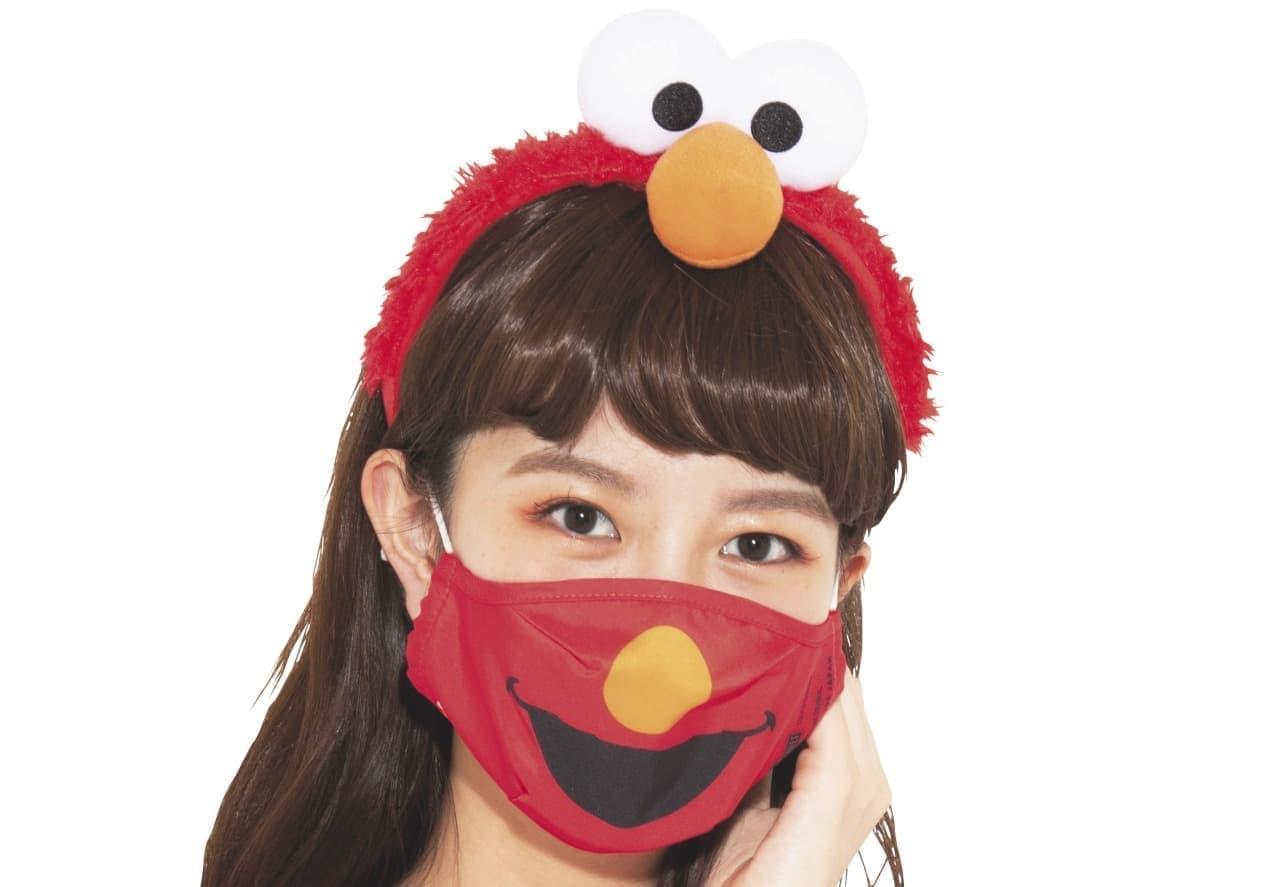 USJがスヌーピーやエルモ クッキーモンスターになりきれるマスク発売