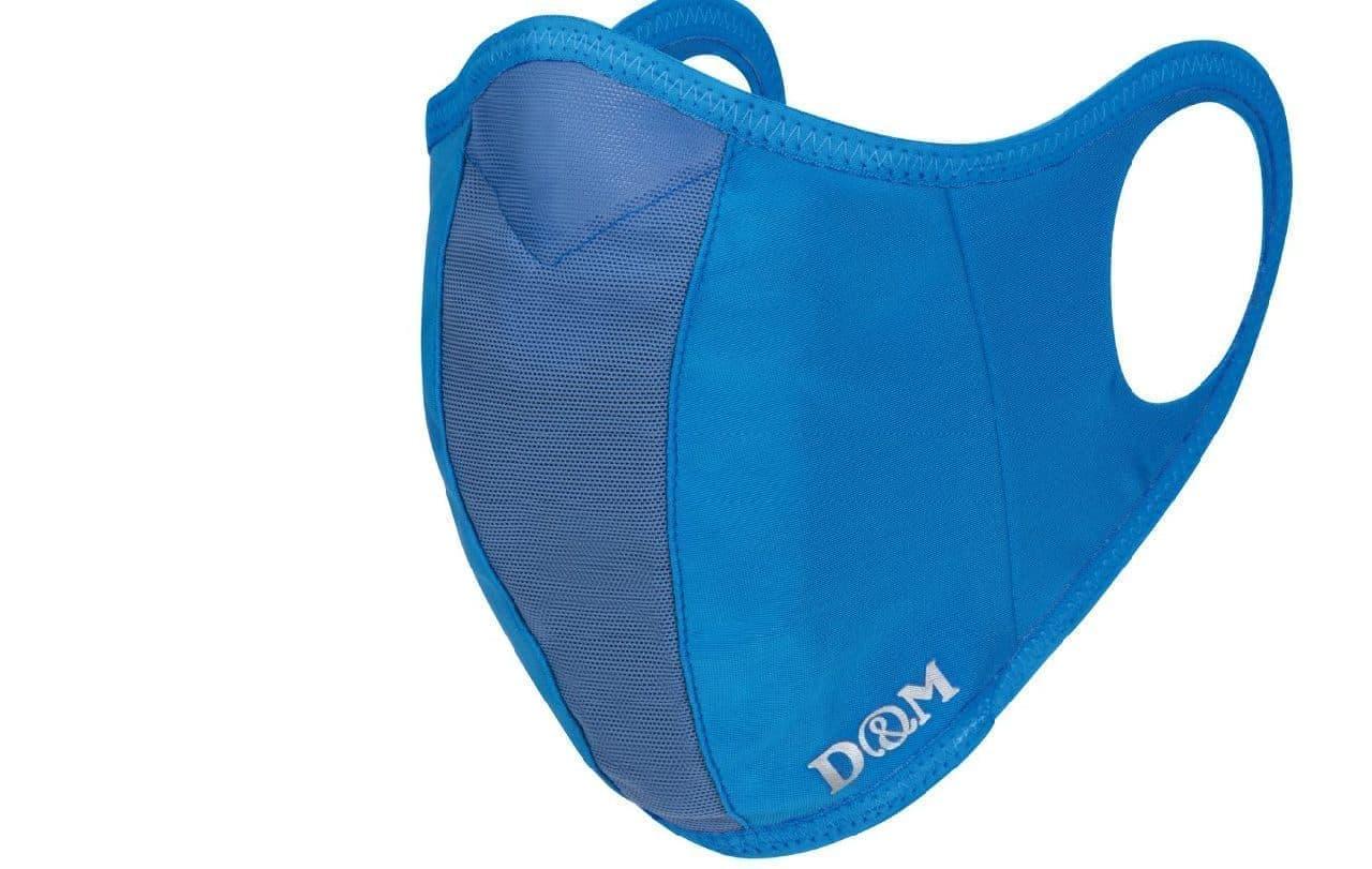 不織布マスクの10.8倍の通気性を確保!ランニングでも快適な「ランナーマスク」