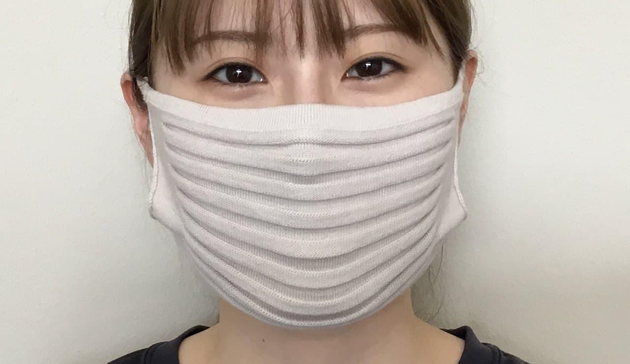 マスク プリーツ