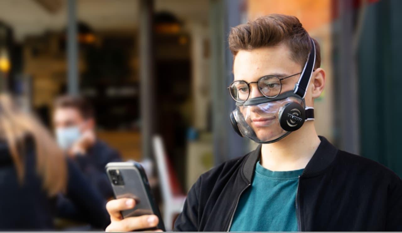 これからもずっとマスクが必要だとしたら? ウイルスとの向き合い方を考えた「CIVILITY」