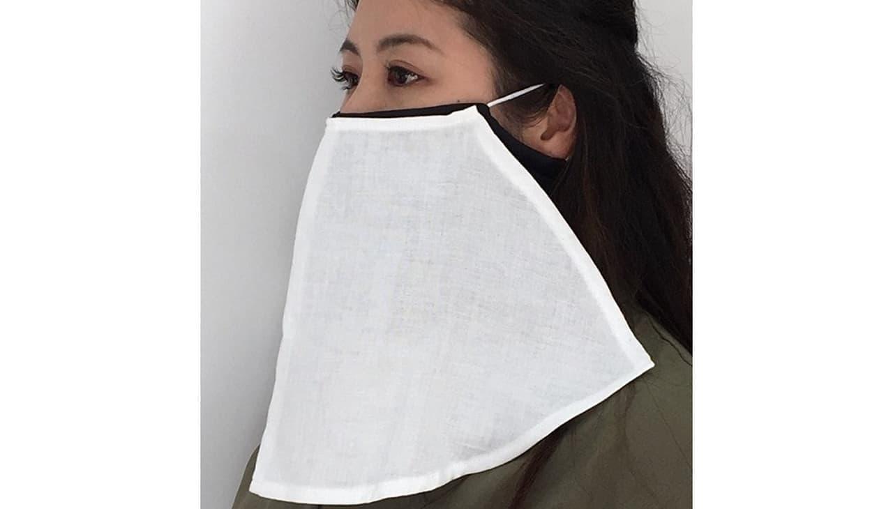 合唱する人向けのマスク「歌えマスク」発売!