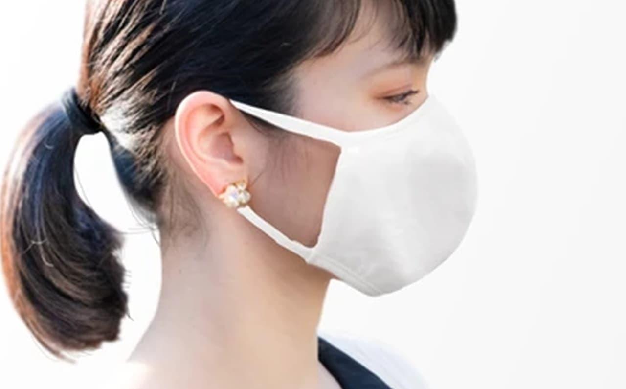 地球環境と肌に優しいマスク「サスティナブルマスク」発売 ― 木糸素材と医療レベルのフィルターを採用