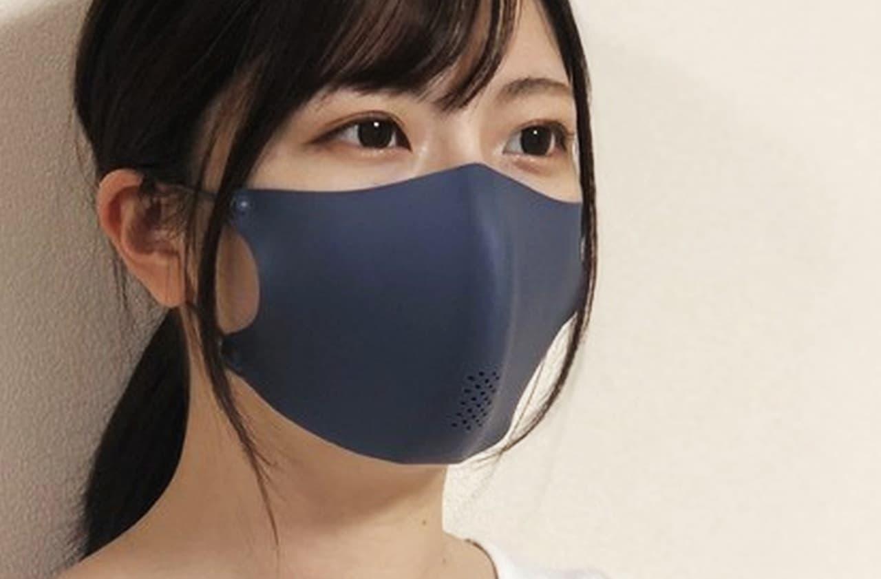 洗ってすぐに使える 洗浄が楽なマスク「WinFit」がバージョンアップ