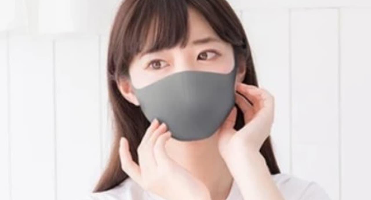 抗菌力が持続する「銀ナノ粒子抗菌マスク」追加生産