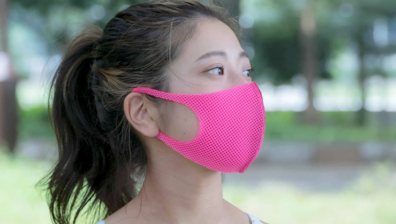 メッシュ100%マスク「Barzagli Mask ZERO」8月21日20時に緊急販売実施