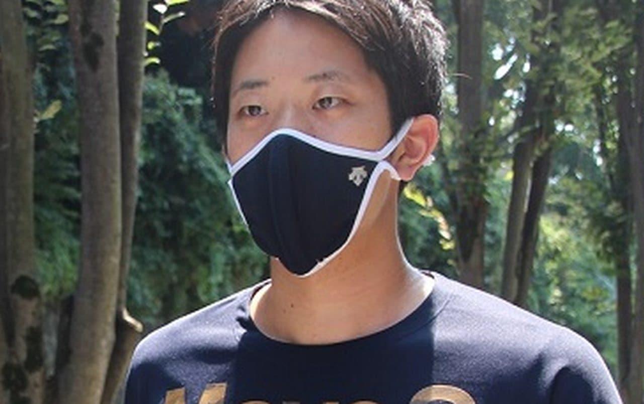 デサントが「デサント アスレティック マスク」発売