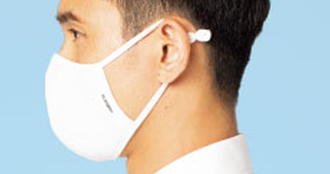 紳士服・婦人服のAOKI マスクの第3回抽選版売開始 ― 「アジャスター付き・UVカット・ダブル抗菌・洗えるクールマスク」