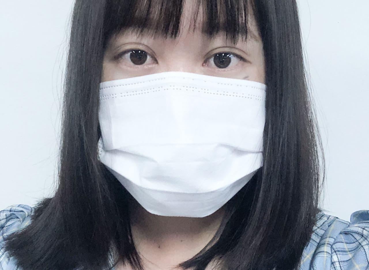 シリコンだから痛くない・ズレにくい マスクの内側に入れる「マスクフレーム 3D」シリコン素材で新登場
