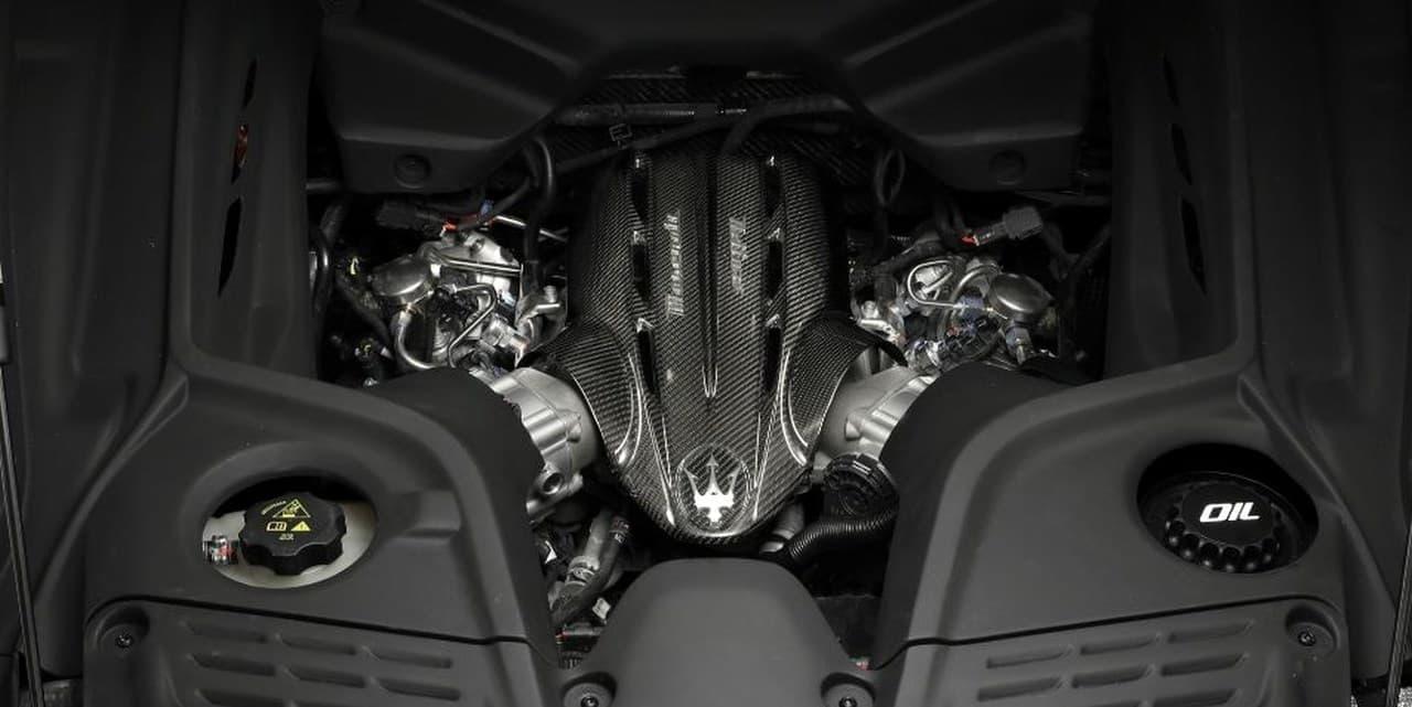 最高出力630ps! マセラティが「MC20」を発表