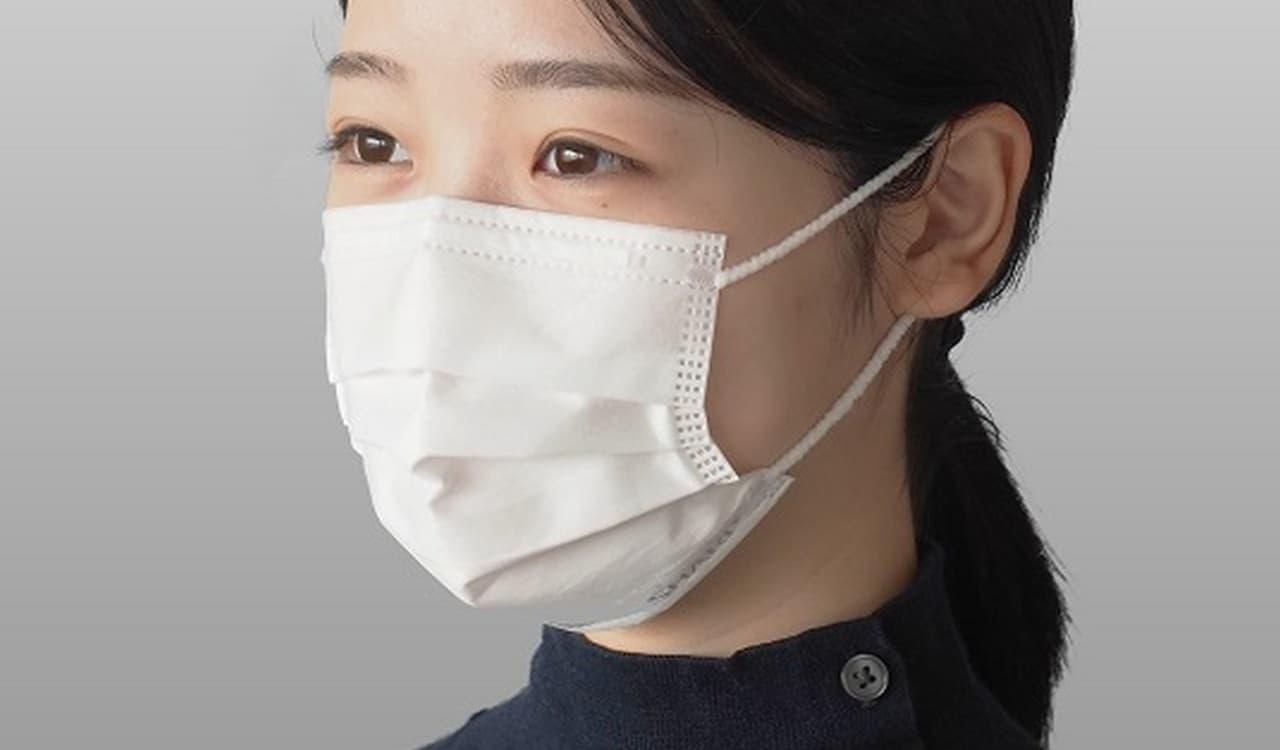 シャープのマスクに小さめサイズ登場!抽選販売の受付を本日(9月14日)開始
