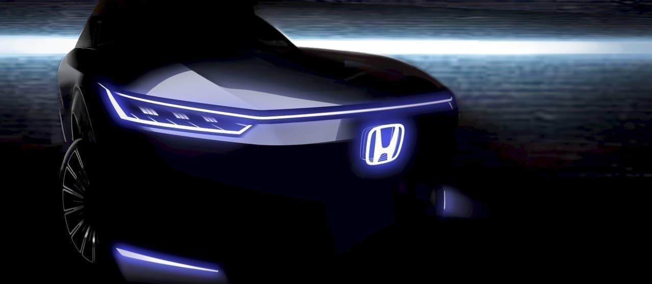 ホンダがEVコンセプトカーを世界初公開 2020年北京モーターショーで