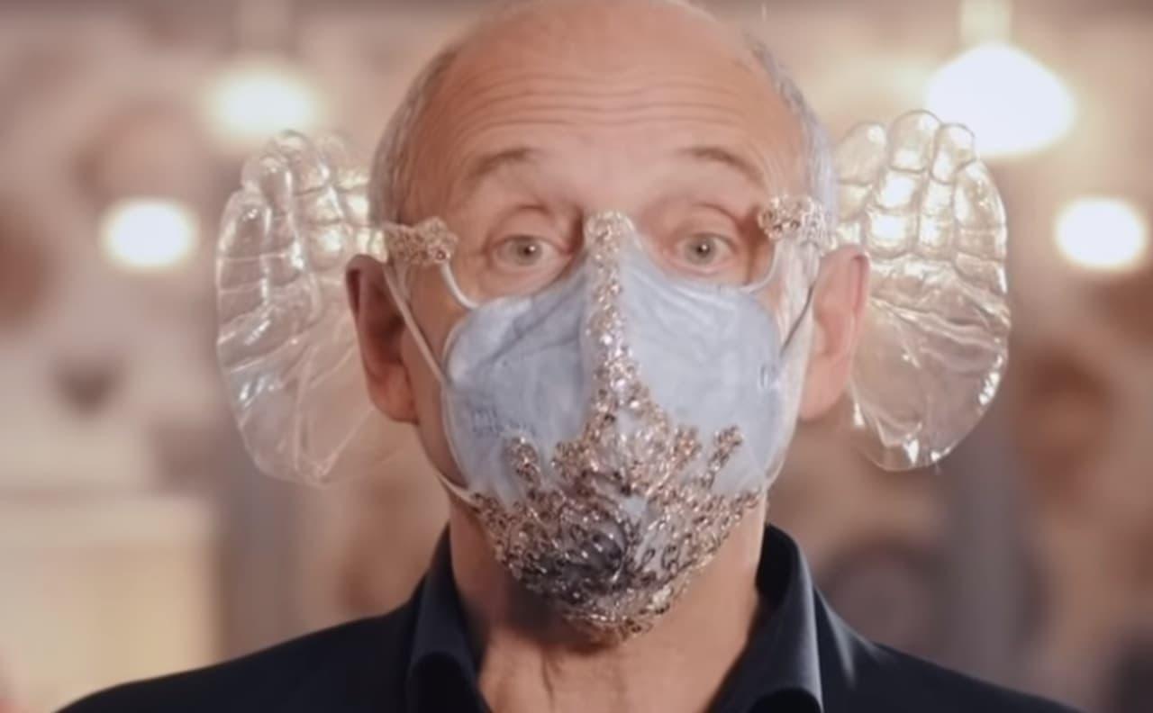 コンサート専用マスク「アコースティカル マスク」! 感染拡大防止だけでなく音響効果も