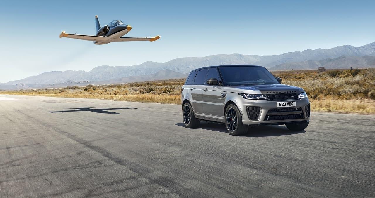 スポーツSUV「RANGE ROVER SPORT」2021年モデル受注開始