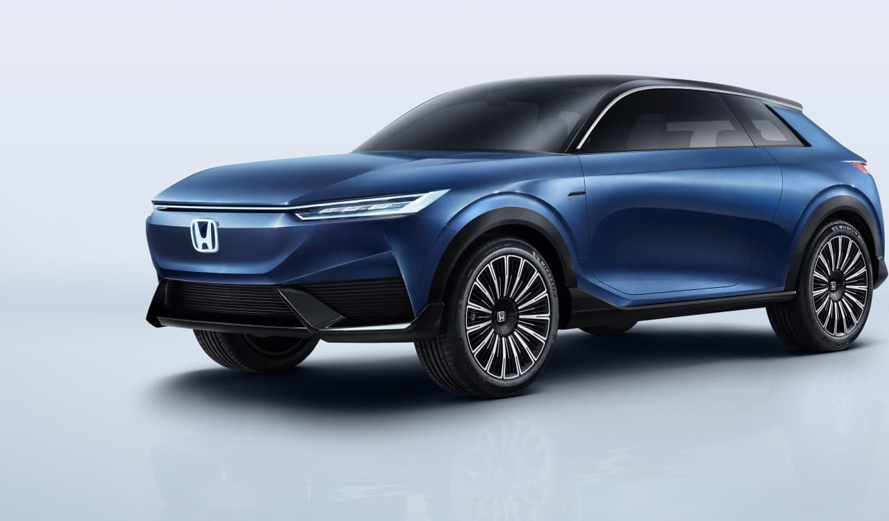 ホンダが電動SUVのコンセプトカー「Honda SUV e:concept」を世界初披露 2020年北京モーターショーで