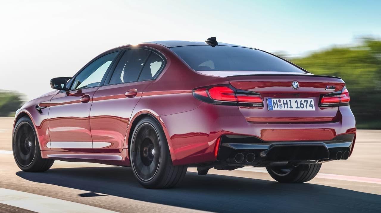 新型BMW 5シリーズをベースにした2つのM!