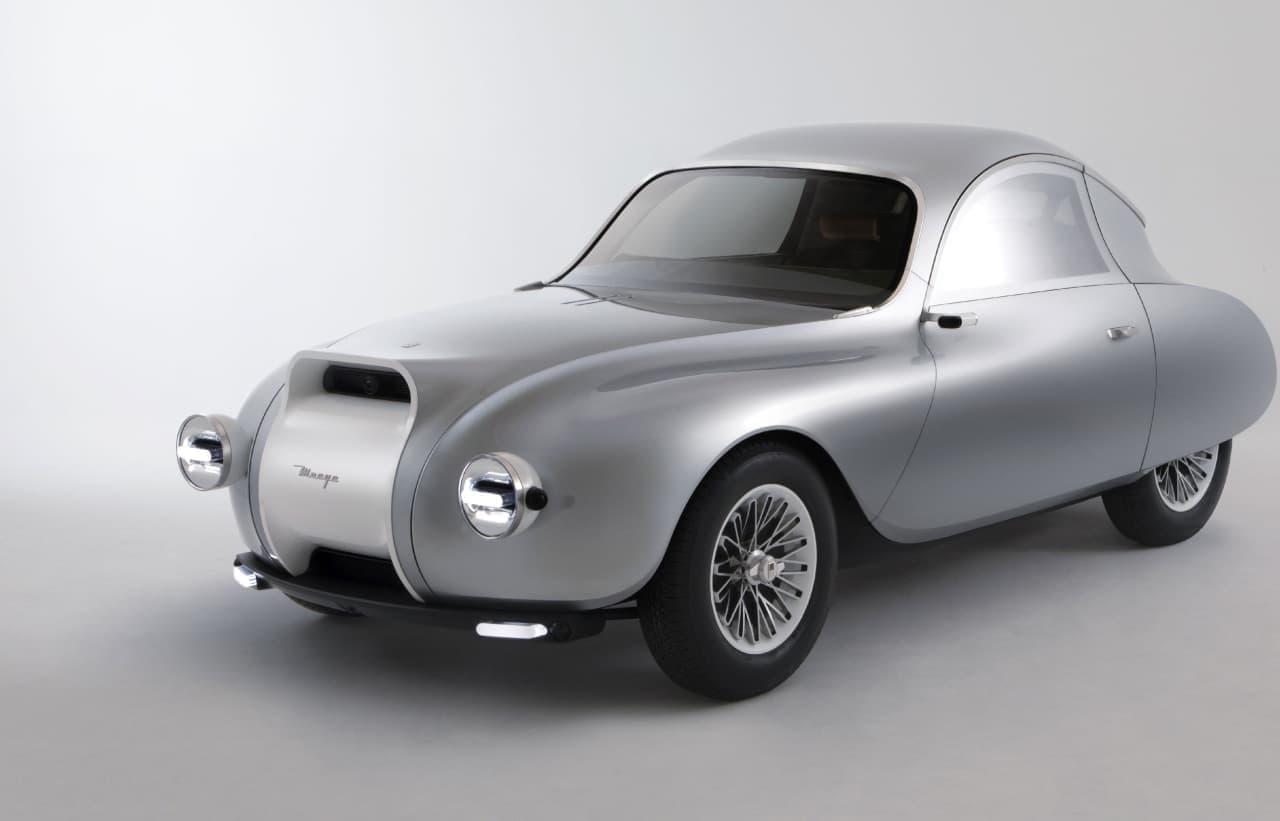 これが未来のコックピット 京セラのコンセプトカー「Moeye(モアイ)」公開