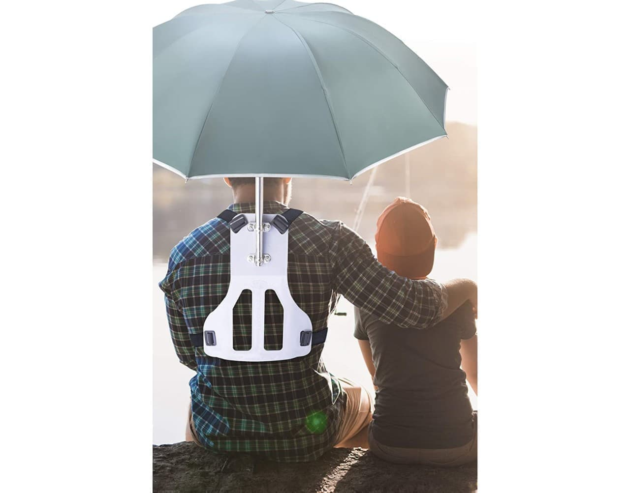 Primo Supplyの「Wearable Hands-Free Umbrella」