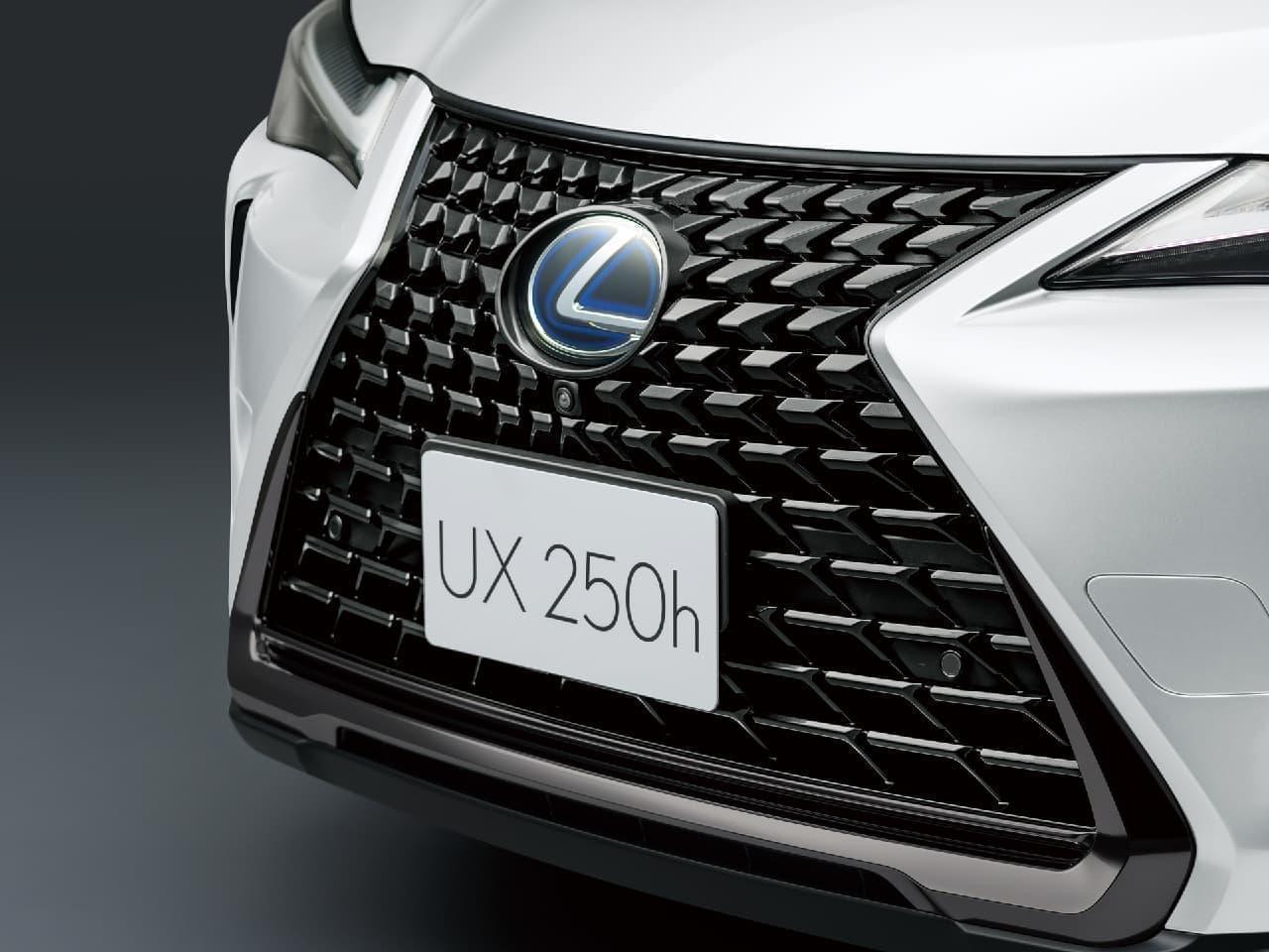 "LEXUS「UX」にスポーティで上質な特別仕様車""Urban Elegance"""
