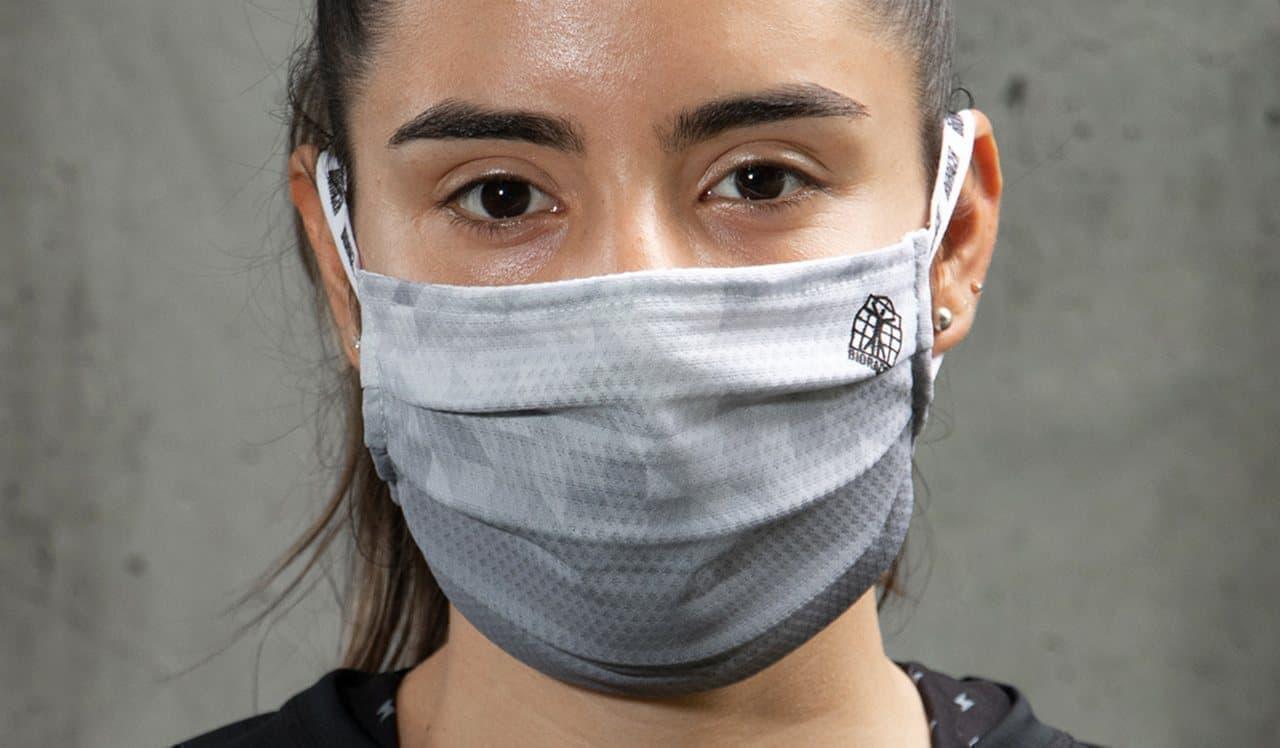 自転車ウェアメーカーが作ったスポーツマスクに新モデル登場