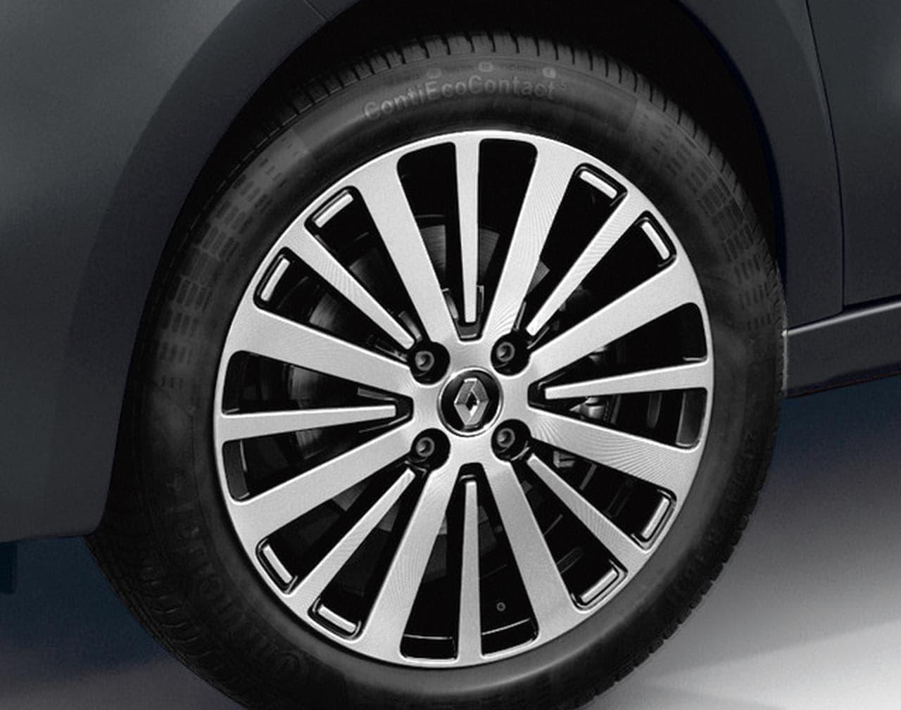 ルノー「トゥインゴ」にシルバーグレーのエレガントな限定車「サンドレ」