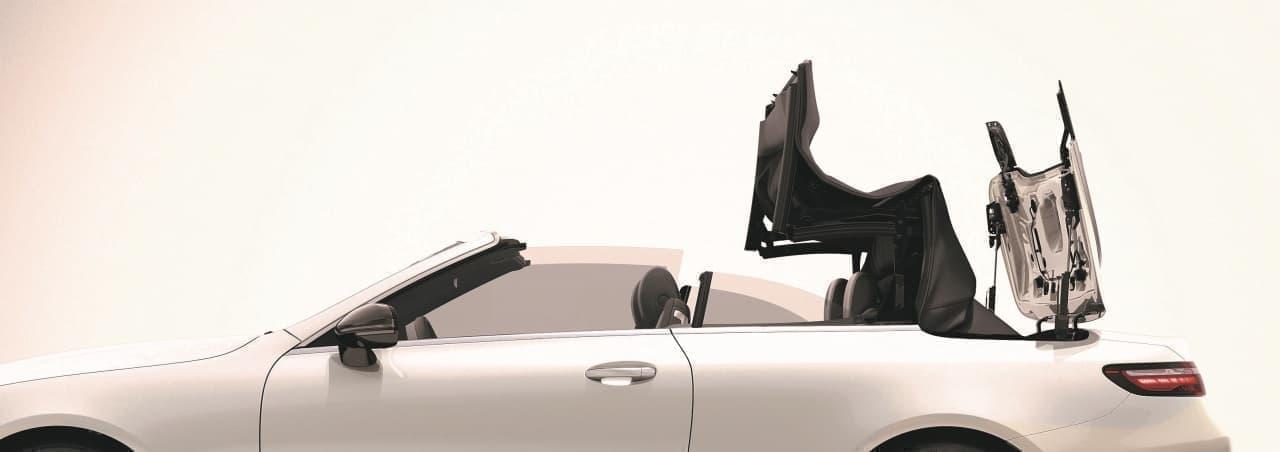 メルセデス・ベンツ 新型「Eクラス クーペ/カブリオレ」を発表