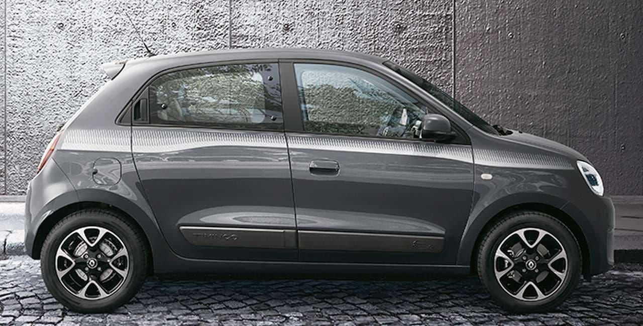 ルノー「トゥインゴ S」にグレーボディの特別仕様車「リミテ」