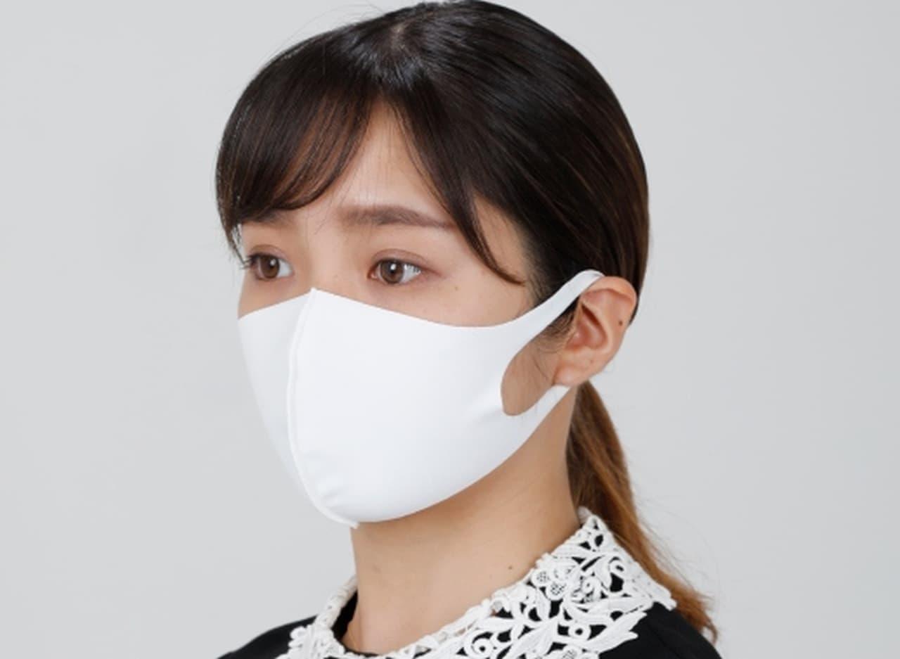 帝人フロンティアが50回洗濯しても抗ウイルス効果が持続する「洗える!抗ウイルスマスク」発売