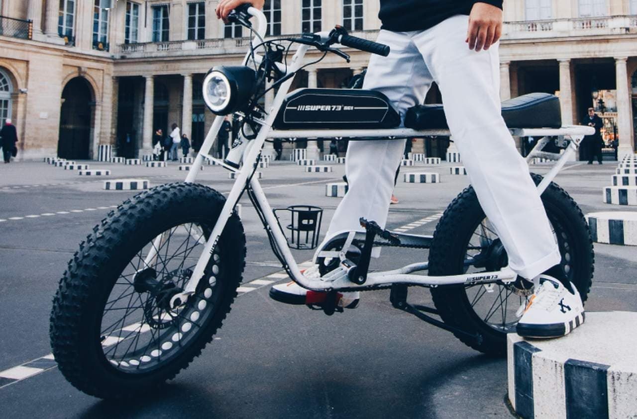 1970年代からやってきた電動アシスト自転車「SUPER73」渋谷でPOP UP開催中