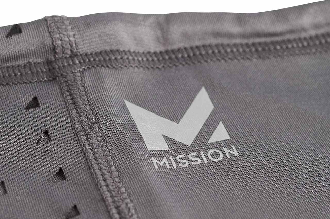 MISSIONから息がしやすいスポーツマスク「ADJUSTABLE SPORT MASK」発売 - マルチレイヤーベンチレーションシステムを採用