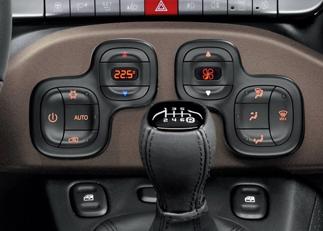 6MTそして4WD! フィアット・パンダにクロスオーバーSUV「パンダ・クロス・フォーバイフォー」