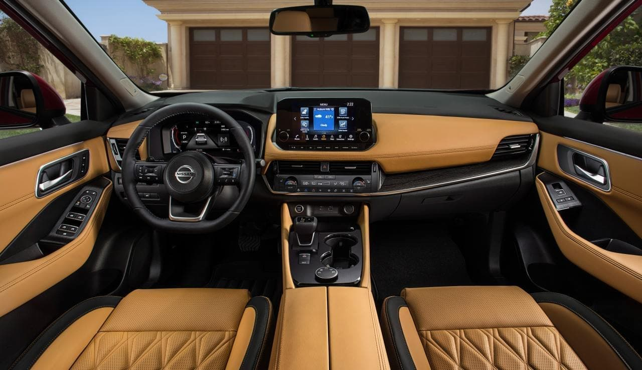 日産 ミドルサイズSUV新型「ローグ」を北米市場で10月下旬発売