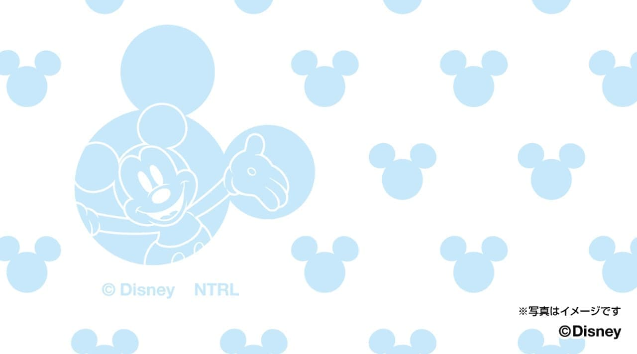 「ミッキーマウス」マスク登場!今治マスクの「クーリィ」から
