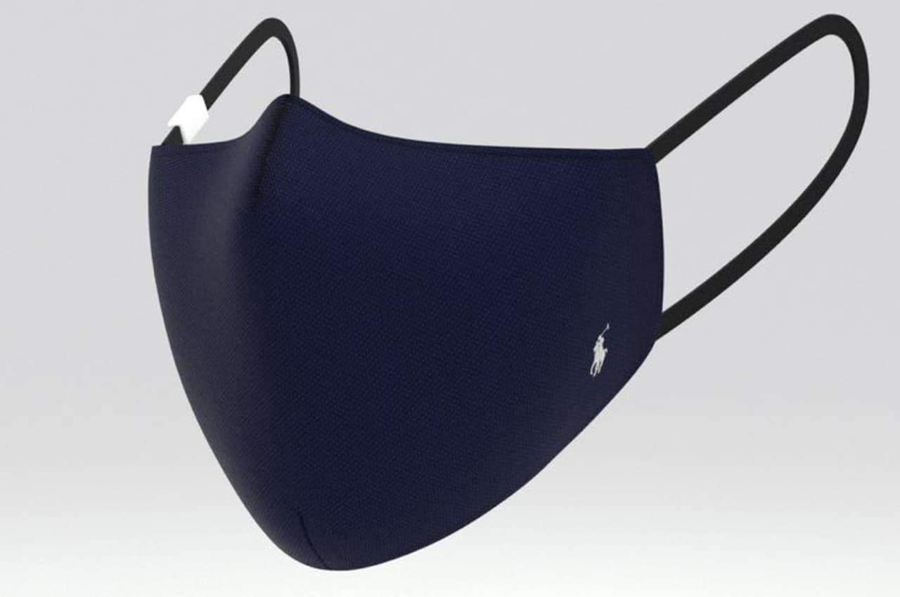マスクには調節可能なノーズブリッジが装備された。また、マスクケースも付属する。
