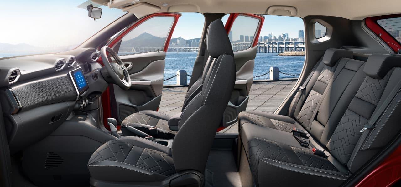 日産「マグナイト」発表 - ターボエンジンを装備した都市向けの小型SUV