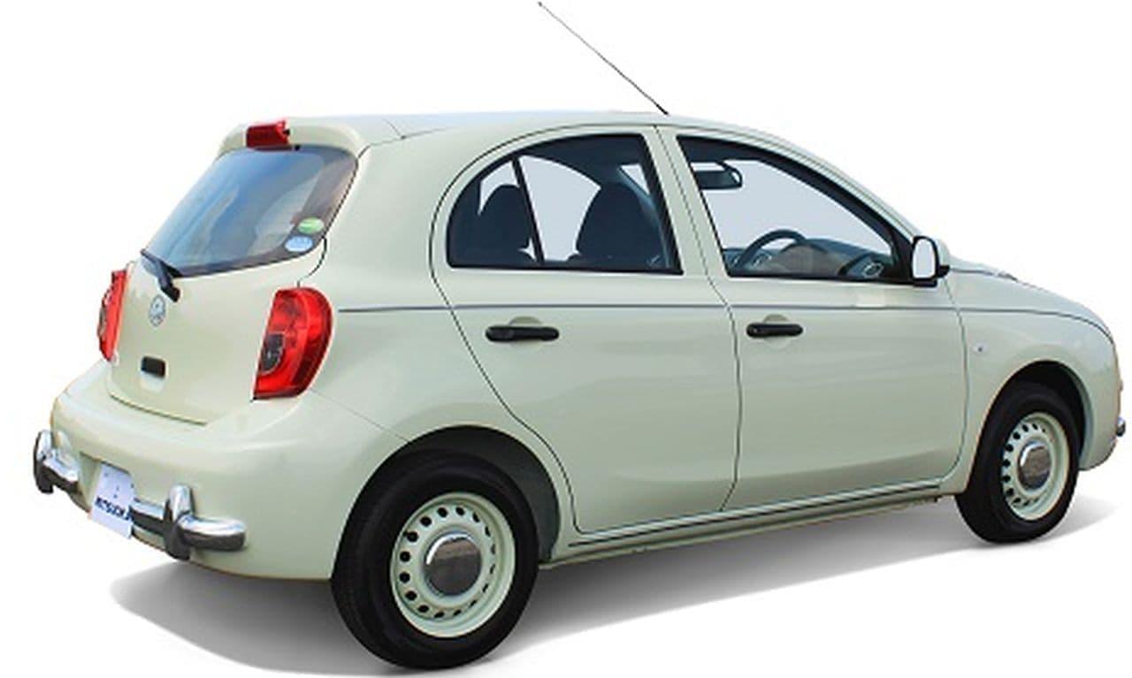 光岡自動車「ビュート」「ビュートなでしこ」マイチェン - 踏み間違い衝突防止アシストなどを標準装備