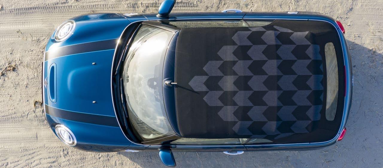 INI Convertibleをベースにした限定車「Sidewalk Edition」