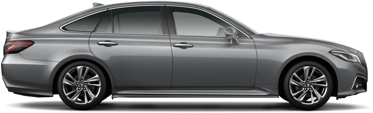 トヨタ「クラウン」一部改良 - 内外装の質感をアップ