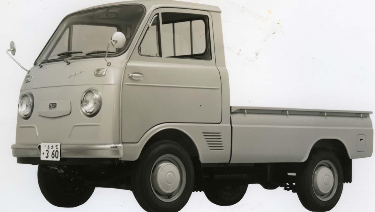 ダイハツハイゼット発売60年!全モデルの画像を集めた記念サイトオープン!