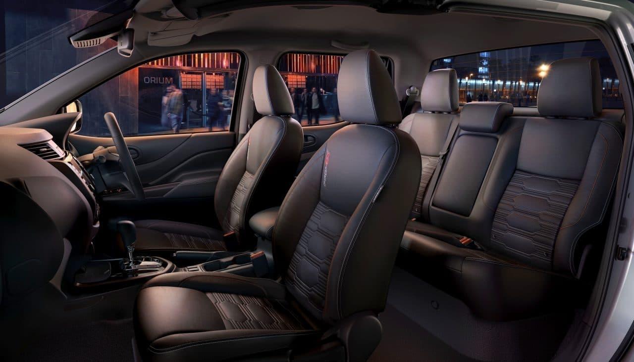 日産 ピックアップトラック新型「ナバラ」を世界初披露
