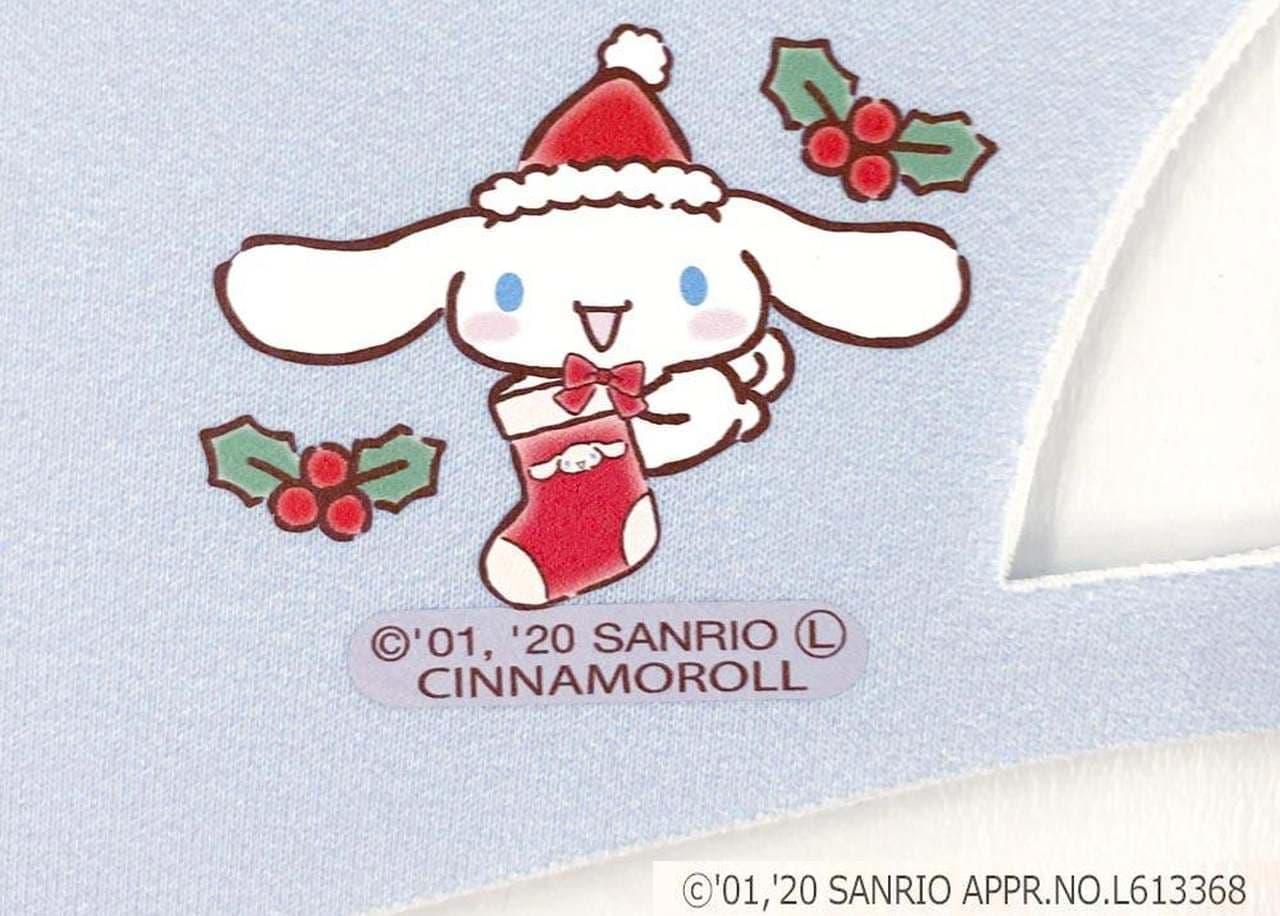 ハローキティやマイメロディがサンタに イオンがサンリオキャラクターマスク クリスマスver.を11月7日発売