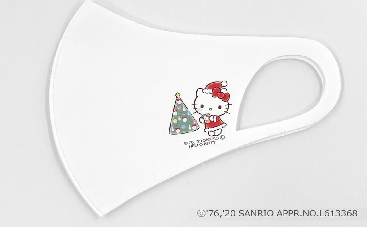 イオンがサンリオキャラクターマスク クリスマスver.を11月7日発売