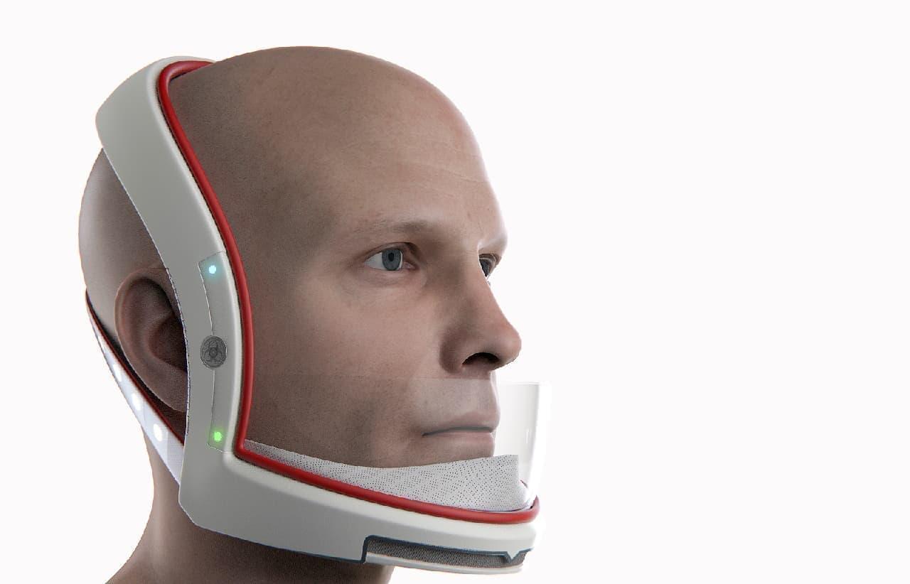 もしテスラがマスクを開発したら? そんな発想から生まれたコンセプトモデル「Elon Mask(イーロン・マスク)」
