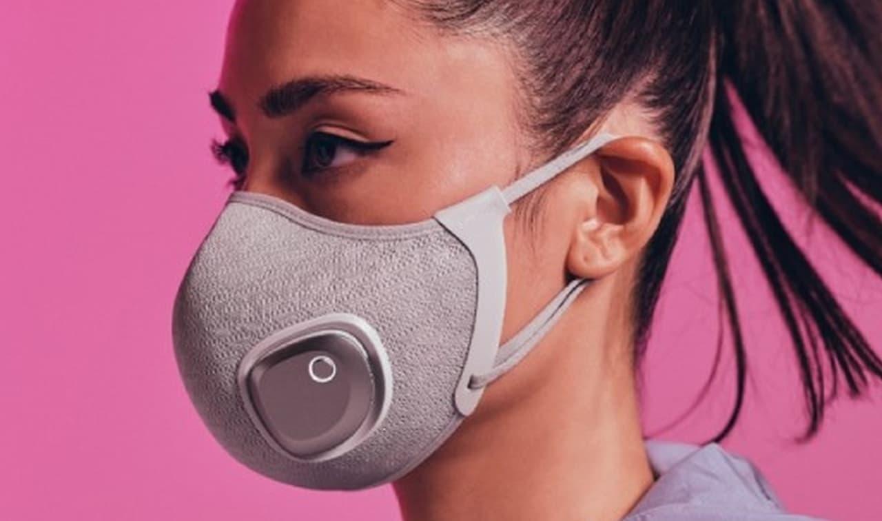 フィリップスが次世代型マスク「ブリーズマスク」を11月19日に発売 ― N95規格フィルター装備