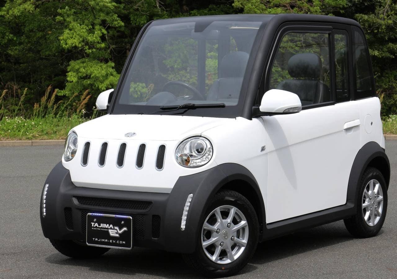 ロボットタクシーが浜松を走る! 「Mopi」公道実証実験開始