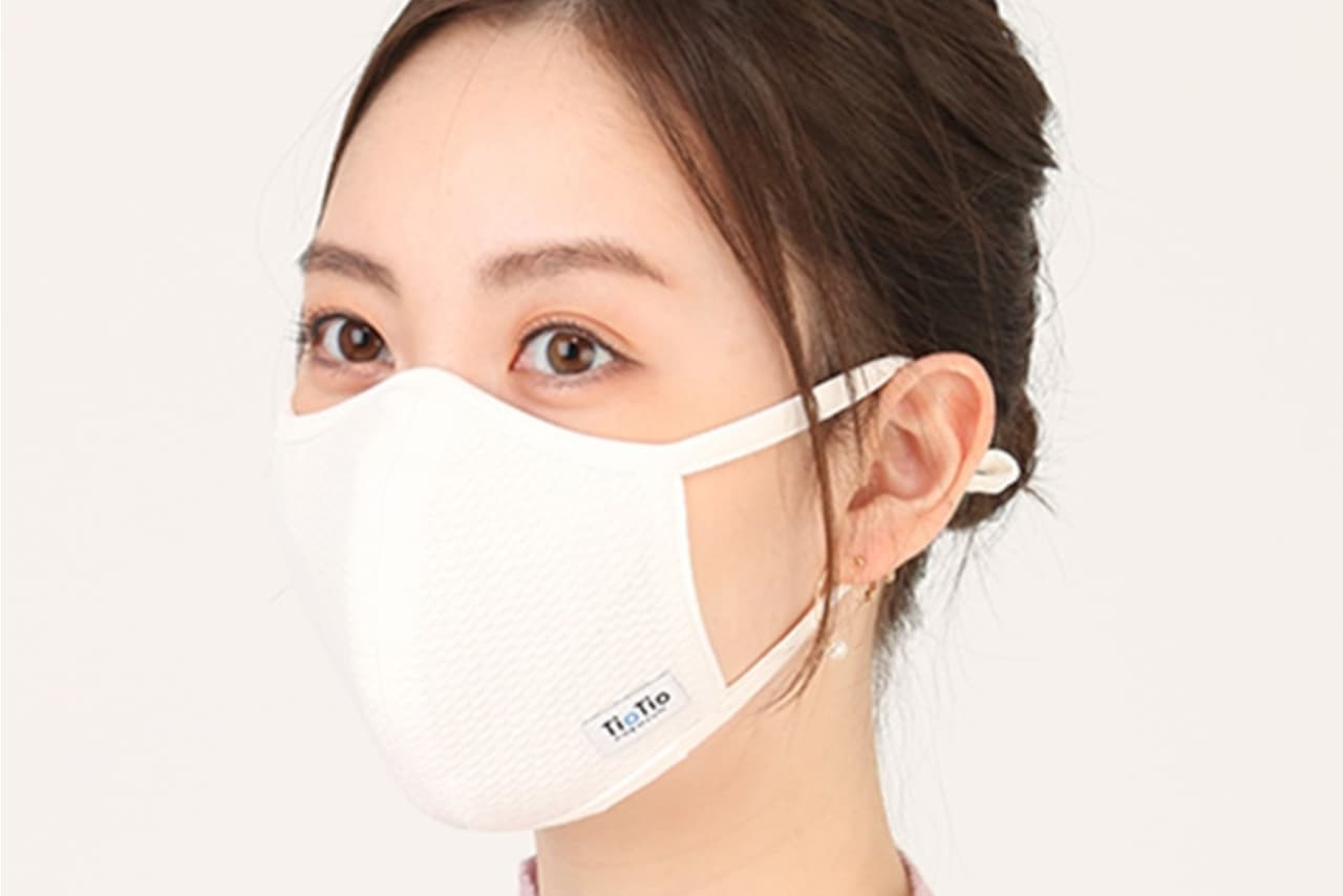 洋服の青山にNEW「抗ウイルス加工マスク」